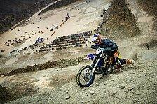 Bikes - Extreme Bedingungen: Graham Jarvis siegt am Erzberg