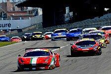 Mehr Sportwagen - Termine f�r S�dwest-Rennen getauscht: GT-Open-Kalender 2014 steht fest