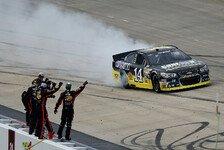 NASCAR - Zweiter Platz f�r Montoya: Stewart gewinnt das Rennen in Dover