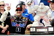 NASCAR - FedEx 400 benefiting Autism Speaks