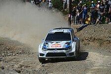 WRC - Hitze und Sand fordern ihren Tribut : Vorschau Rallye Sardinien