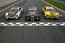 DTM - Dominanz mit einem Makel: Zwischenbilanz: BMW