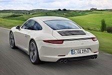 Auto - Porsche 911 - Jubiläumsausgabe