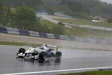 Formel 3 EM - Spanne zwischen Limit und Rausfliegen extrem eng: Rudersdorf: Qualifyings waren nicht gut genug