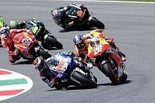 MotoGP - Mugello: So lief es in den vergangenen Jahren