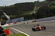 WS by Renault - Strafe gegen Tabellenf�hrer Magnussen: Vandoorne f�hrt in Moskau auf Pole