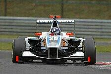 GP3 - Neuer GP3-Rundenrekord: Korjus am Mittwoch Schnellster in Budapest