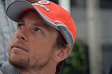 Formel 1 - 1.000 Kilometer? Nicht mal im Winter...: Button glaubt an McLarens Aufholjagd