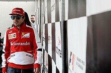 Formel 1 - Alles Teil des Sports: Monaco-Leistung: Alonso vom Team nicht kritisiert