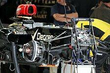 Formel 1 - �nderungen zum Deutschland GP: Lotus-Aufh�ngung illegal?