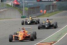 ADAC Formel Masters - Der Titelanw�rter gibt den Ton an: Doppel-Pole f�r Picariello am Sachsenring