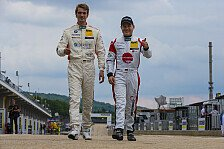 ADAC GT Masters - Hohe Leistungsdichte am Sachsenring: Audi & BMW holen Pole-Positions