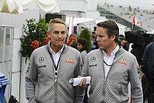 Formel 1 - Whitmarsh vor dem Aus: Ger�cht: Sam Michael neuer McLaren-Teamchef