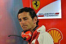 Formel 1 - Gro�en Teil zu den Fortschritten beigetragen: Fry: Know-How von de la Rosa eine gro�e Hilfe