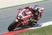 Superbike - Checa hatte Besseres erwartet: Badovini strahlt nach viertschnellster Zeit