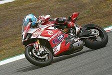 Superbike - Beide Piloten in den Top-Ten: Schritt nach vorne f�r Ducati