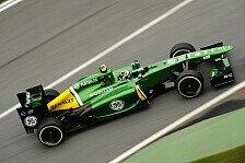 Formel 1 - Mein Vertrag ist mehr als wasserdicht: Van der Garde lacht �ber Kovalainen-Ger�cht