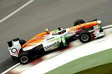 Formel 1 - 100 Rennen - warum Force India so gut mith�lt