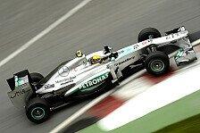 Formel 1 - Ist das Urteil zu milde?: Reifen-Test-Gate: Kommt Mercedes zu gut davon?