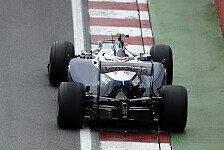 Formel 1 - Silverstone-Paarung perfekt: Williams: Nachwuchs-Test mit Juncadella und Wolff