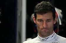 Formel 1 - Gelbe Flagge nicht beachtet: Webber und Bottas verwarnt