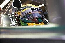 Formel 1 - Reifen-Probleme endlich im Griff?: Hamilton: Standortbestimmung in Silverstone
