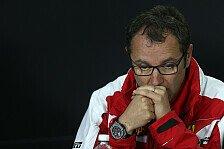 Formel 1 - Zwei Gr�nde f�r die Misere: Domenicali: Bin nicht das Problem bei Ferrari