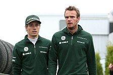 Formel 1 - Caterham auch 2014 mit Bezahl-Fahrern?