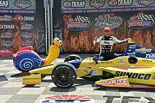 IndyCar - Kanaan im Abschlusstraining voran: Texas: Power auf der Pole-Position