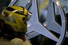 Formel 1 - Keine Young Driver Tests?: Mercedes schl�gt vor: Ausschluss von Tests