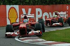 Formel 1 - K�nnen das Rennen noch gewinnen: Alonso bem�ngelt: Fehler & suboptimales Timing