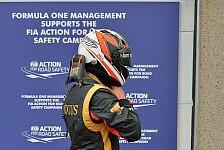 Formel 1 - �rger f�r R�ikk�nen & Co: Boxenausfahrt: Stewards h�ren f�nf Fahrer an
