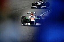 Formel 1 - Deal mit Varlion: Force India gibt neuen Partner bekannt