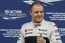 Formel 1 - Ein neuer, fliegender Finne?: Kommentar: Auf Bottas muss man aufpassen
