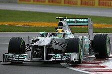 Formel 1 - Lewis kann noch viele Titel einfahren: Mansell: Hamiltons Talent ist noch da