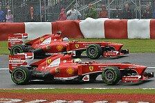 Formel 1 - Vorsichtiger Optimismus bei Ferrari: Fry: Alonso wird attackieren