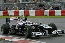 Formel 1 - Schlechtes Wetter f�r guten Ausgang?: Williams Vorschau: Gro�britannien GP