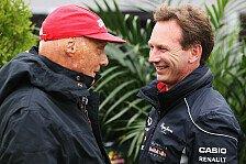 Formel 1 - Das Tribunal tagt: Horner in Paris: Red Bull schaut genau hin