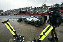 Formel 1 - Zu viele Regeln - da blickt keiner mehr durch: MB-Strafe: Vettel & Co. �ben Diplomatie