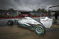 Formel 1 - Whitings Meinung irrelevant: Mercedes-Test: Es gab kein FIA-Einverst�ndnis