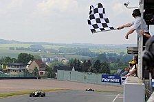 Formel 3 Cup - Zweiter Erfolg des Wochenendes: Kirchh�fer gewinnt drittes Rennen