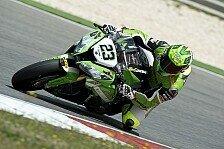 Superbike - Sandi punktet für Team Pedercini