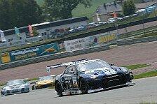 ADAC GT Masters - Vers�hnliches Ende: Schulze Motorsport: Starke Leistung beim Heimspiel