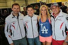 ADAC GT Masters - Cascada trifft Audi-Siegerteam: Fahrerlager-Radar vom Sachsenring