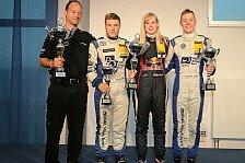 ADAC Formel Masters - Rennabbruch in Runde sechs: Beitske Visser gewinnt v�llig kurioses Rennen