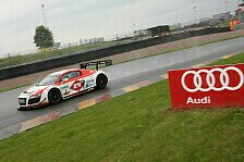 ADAC GT Masters - Asch schenkt sich Punkte zum Geburtstag