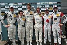ADAC GT Masters - BMW-Show am Sachsenring : Klingmann und Sandritter nicht zu schlagen