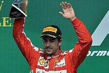 Formel 1 - Sieg war unantastbar: Alonso: Vettel verdient den Sieg