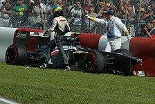 Formel 1 - Die Fehler abstellen: Gutierrez: Ich muss mich steigern