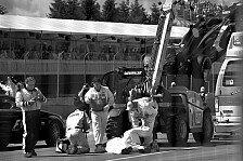 Formel 1 - Gutierrez: Nicht ein Team war schuld, die ganze Formel 1: Streckenposten gedenken verstorbenem Kollegen